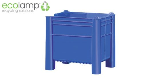 SL600 pallet box lamp storage solutions ecolamp recycling warrington