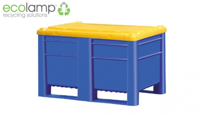 SL800 pallet box storage ecolamp warrington solutions buy today lamp disposal WEEE