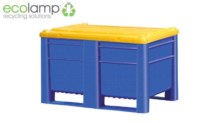 SL1200 Lamp Pallet Box