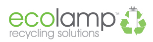 Ecolamp fluorescent lamp recycling, weee waste management collection service recycling UK Warrington
