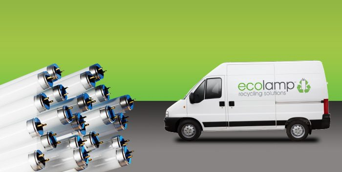 ecolamp fluorescent lamp recycling storage solutions collection-coffins-one-stop service recycling waste