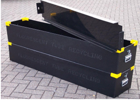 Waste Lamp Storage Containers mid range size of lamp container is the Large Tubesafe