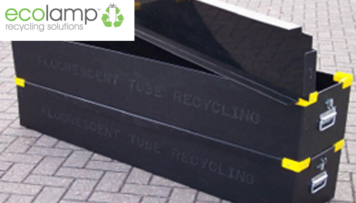 Large Tube Safe | 100% Recyclable | WEEE waste
